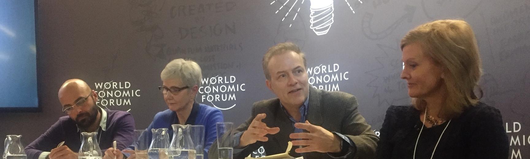Harvey Whitehouse | World Economic Forum