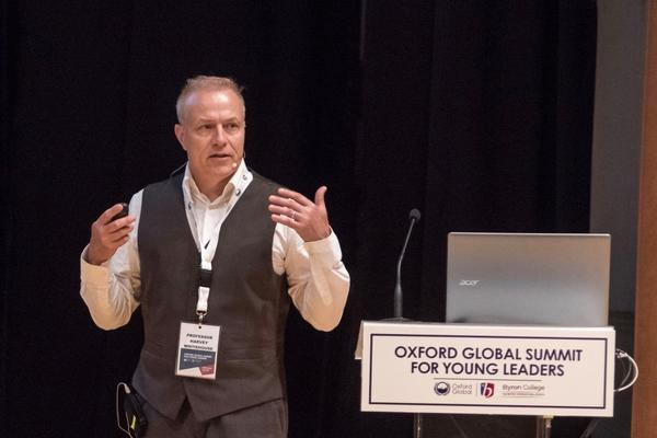Oxford Global Summit for Young Leaders