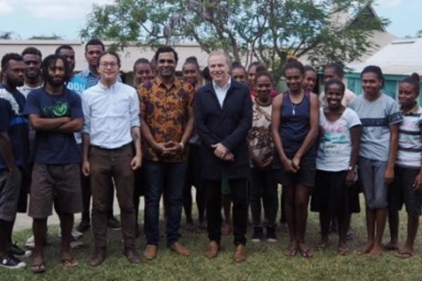 USP Collaboration with the University of Oxford