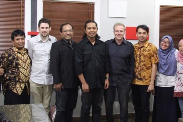 CSSC Researchers & Persada University Collaborators
