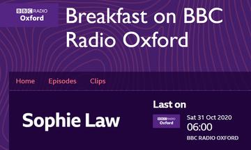 BBC Radio Oxford - Interview_Valerie van Mulukom