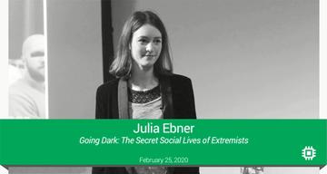 Talks at Google | Going Dark: The Secret Social Lives of Extremists - Julia Ebner